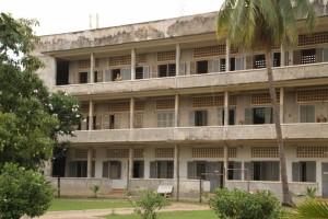 Le Lycée français transformé en prison S-21.
