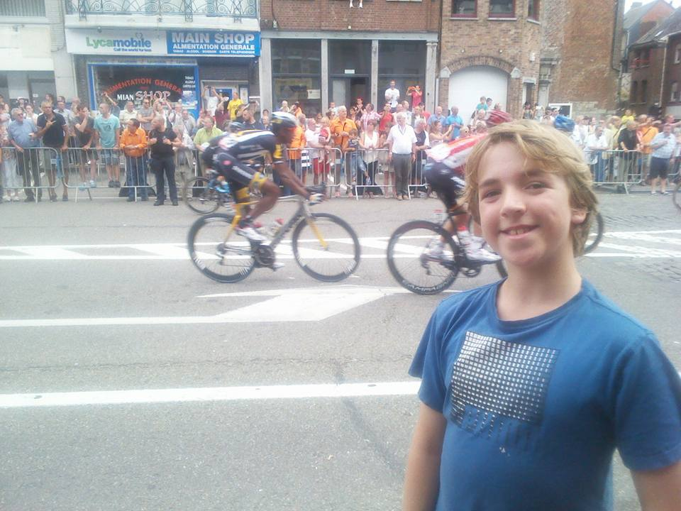 Emile Tour de France